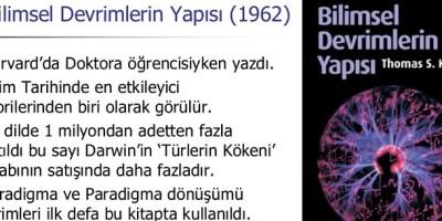 Bilimsel Devrimlerin Yapısı – Thomas S. Kuhn