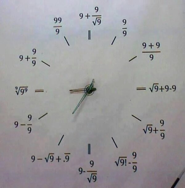 matematik-saati