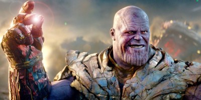 The Avengers : Thanos'un Trajedisi