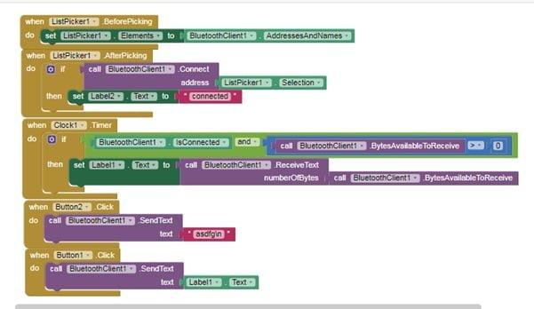 MIT app invertor block