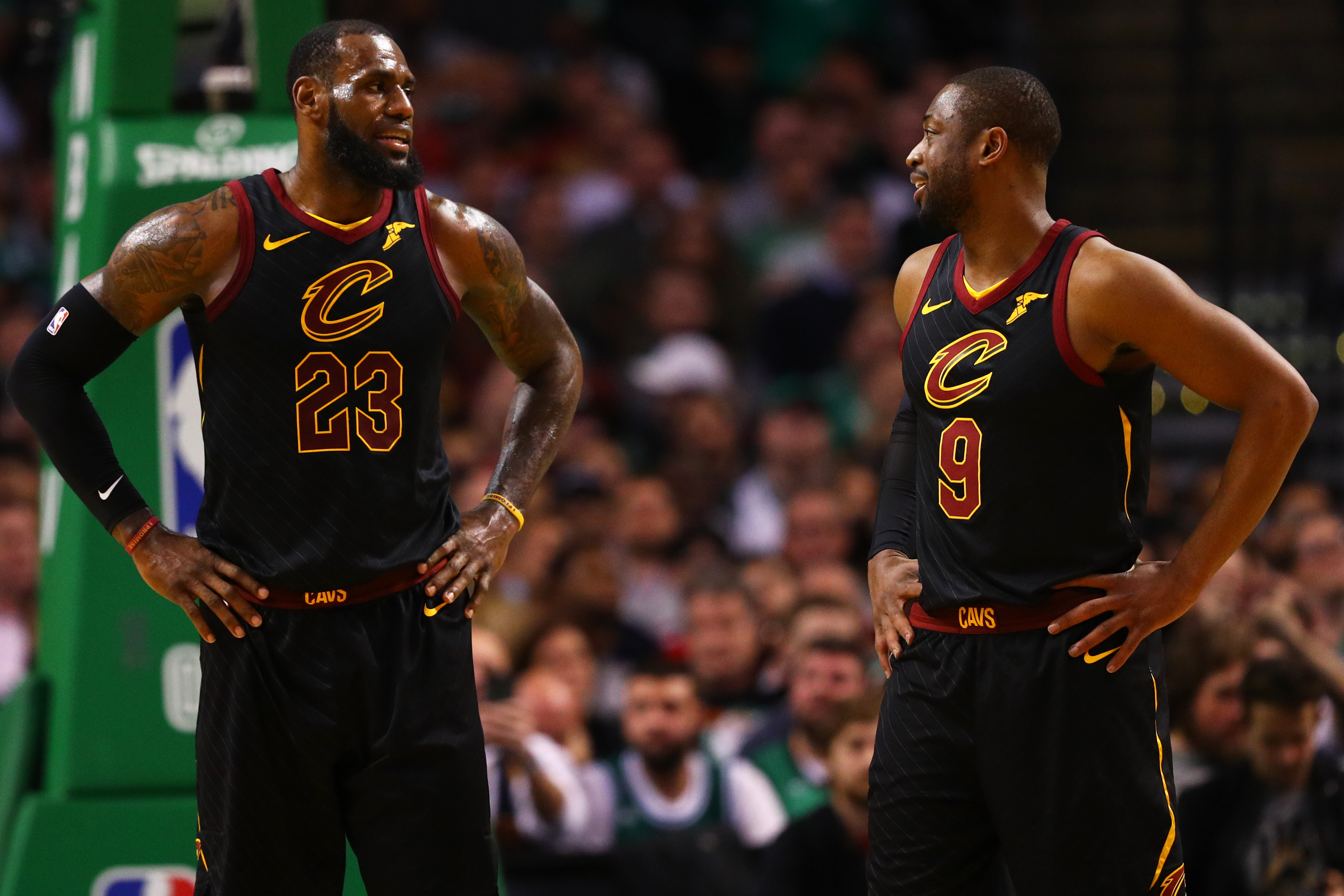 Only 3 days until the event. 2018 NBA Power Rankings: It's time to sell on the