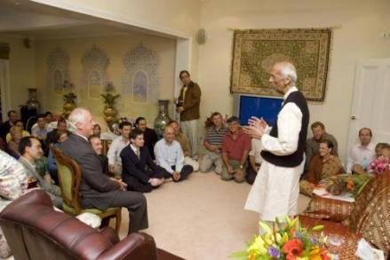 Photos with Sahaja Yogis