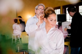 Salon Tease Published in BRIDES Magazine
