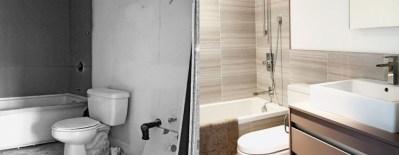 reformas de lavabos