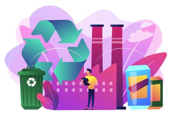 Meccanismo bonifica rifiuti