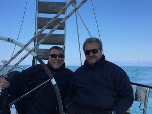 Trasferire la barca, Roberto e Pino sono a disposizione