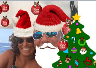 Buona Natale da Sirena Sailing