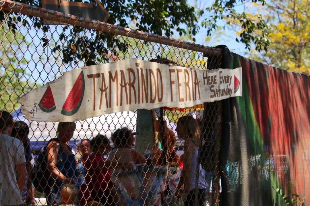 Follow Us to the Feria Tamarindo