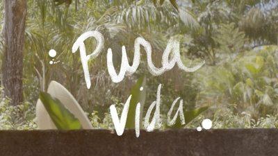 Embrace the Pura Vida lifestyle
