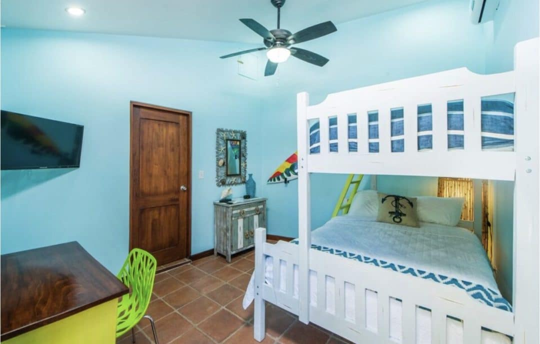Beach Bunk Room