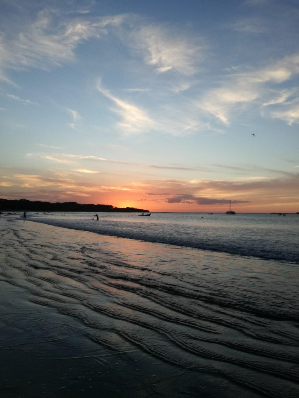 Stunning Costa Rican Sunsets.