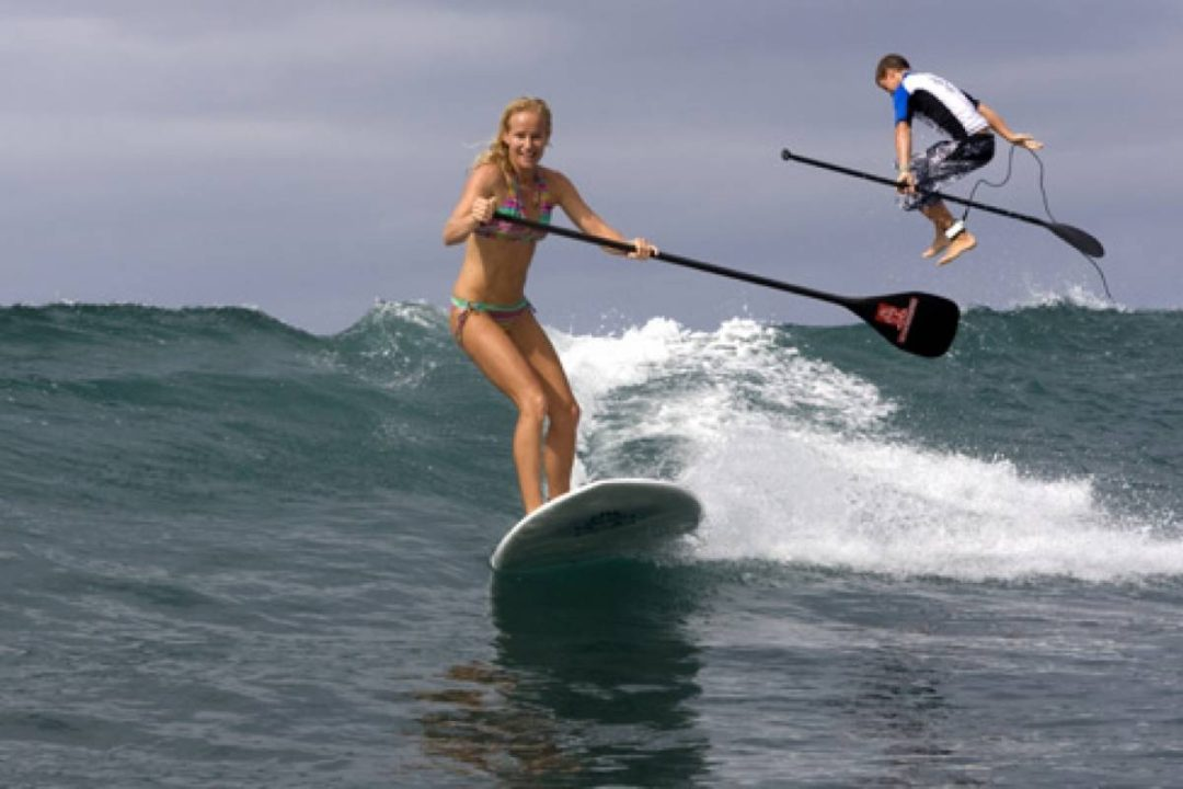 Stand Up Paddle Surf Lesson