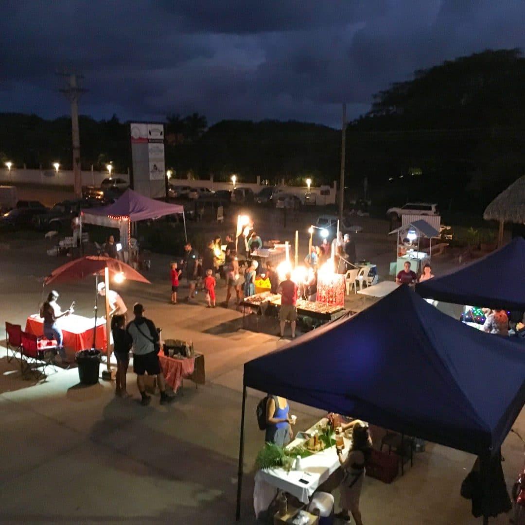 Tamarindo markets