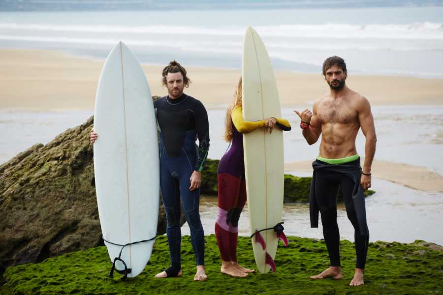 semi private surf lesson tamarindo beach playa