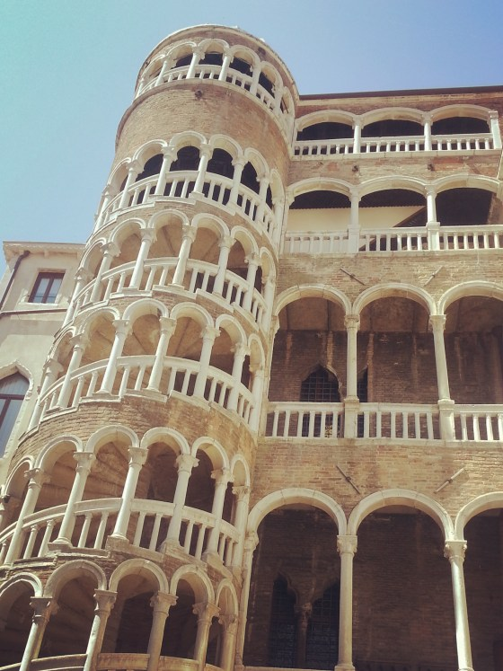 Venezia: Contarini dal Bòvolo