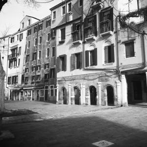 Venezia: Ghetto Nuovo