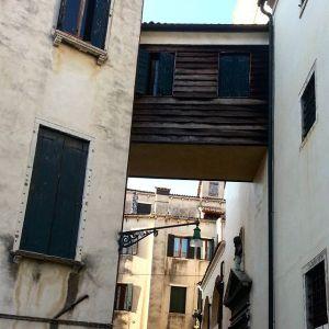 Venezia: Santa Maria Formosa - Facciata Laterale