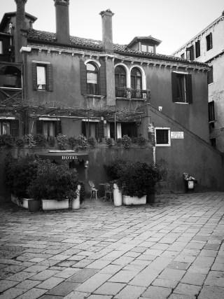 Venezia: Campiello dei Morti