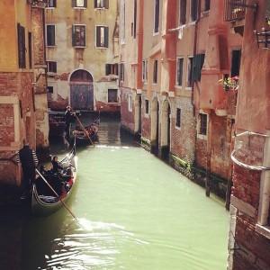 Venezia: Vista stupenda dal ponte che porte verso Corte Seconda del Milion