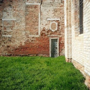 "Venezia - Murano: Santa Maria degli Angeli - door ""Alice in Wonderland""-style"
