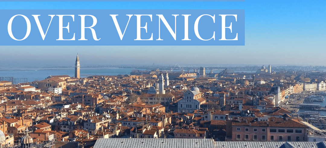 6 places for the best view over venice