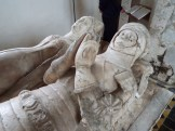 Image of tomb of Sir Thomas Fettiplace at East Shefford Berkshire