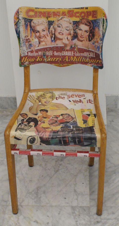 Cinemascope chair