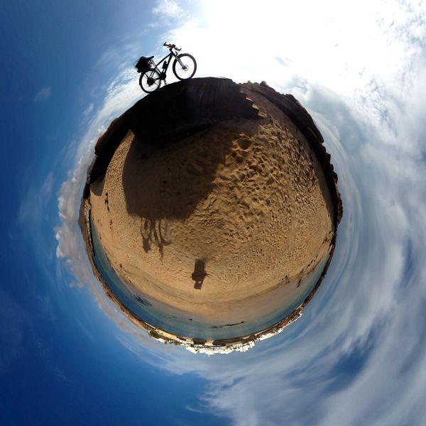 SiriStereographics. Nueva Serie De Fotos De Nuestro Viaje Alrededor Del Mundo En Bici Eléctrica