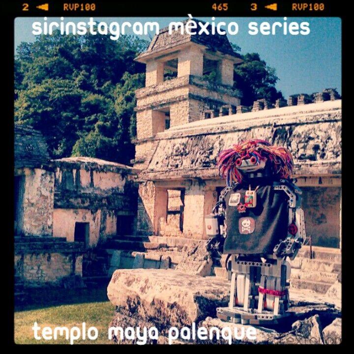 Nuestra Visita A Las Ruinas De Palenque