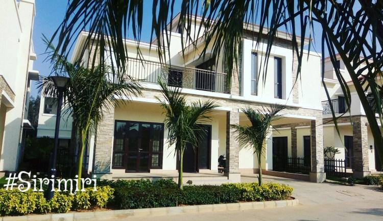 A 4 Bhk Villa