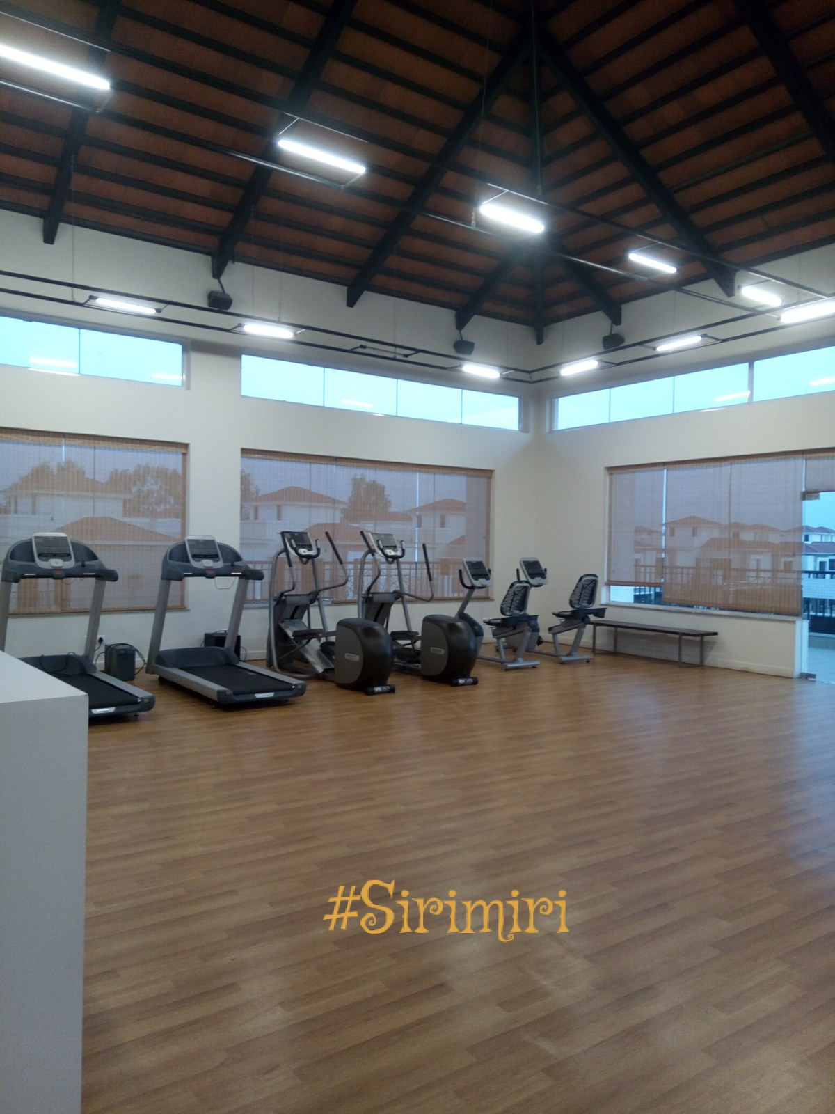 The Spacious Gym