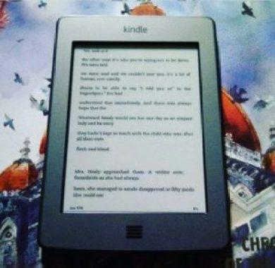 Kindle-Sirimiri