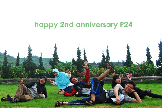 Happy anniversary P24