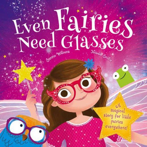 Even Fairies Need Glasses