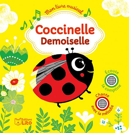 Coccinelle demoiselle
