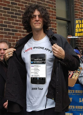 Does Howard Stern Want A Bite Out Of Apple? Siriusbuzz
