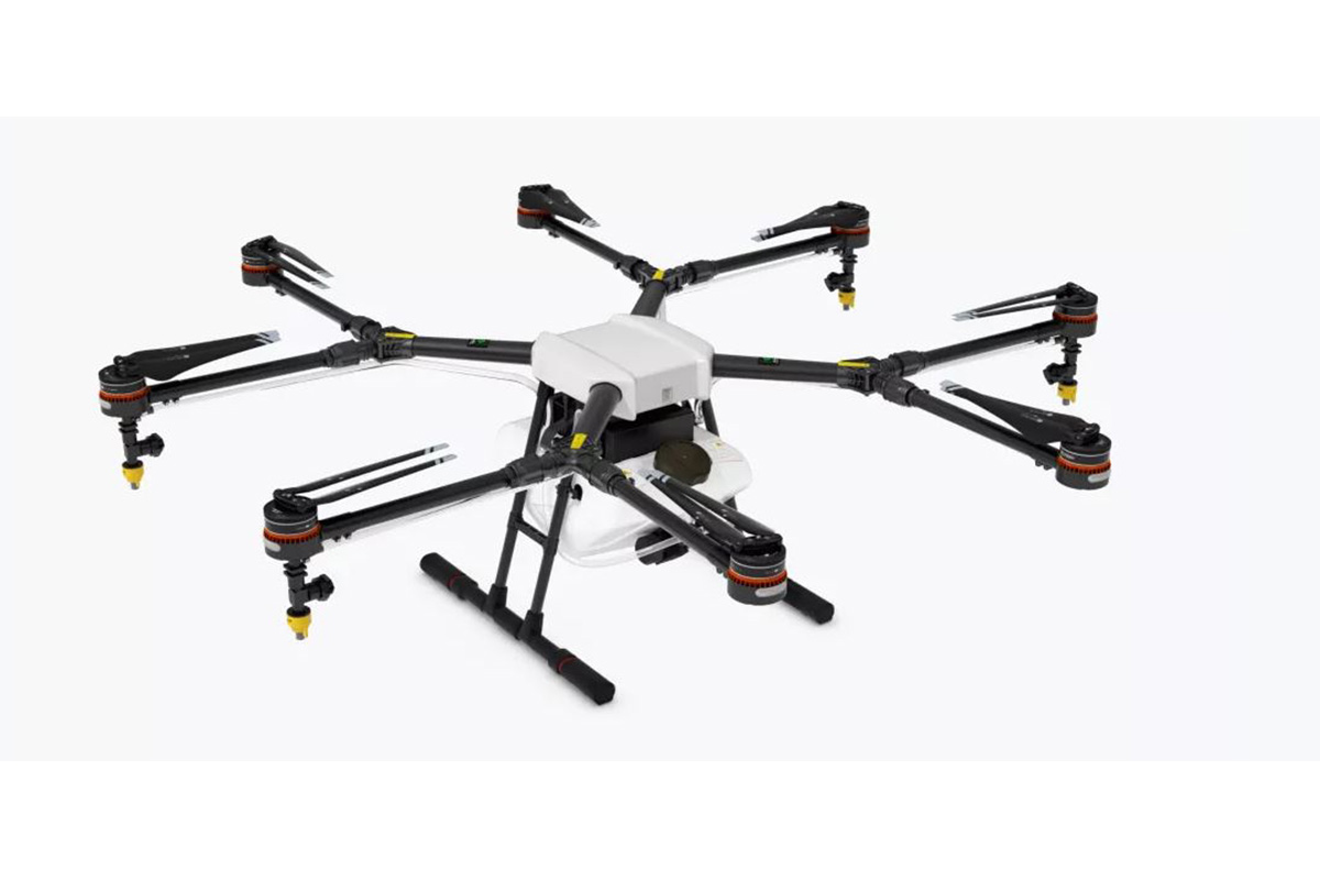 Dji Mg 1 Agricultural Drone