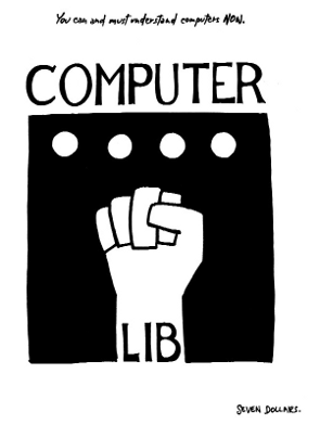 Computer_Lib_cover_by_Ted_Nelson_1974