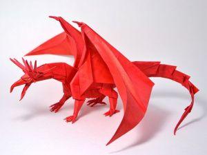 data dragon origami sirius red