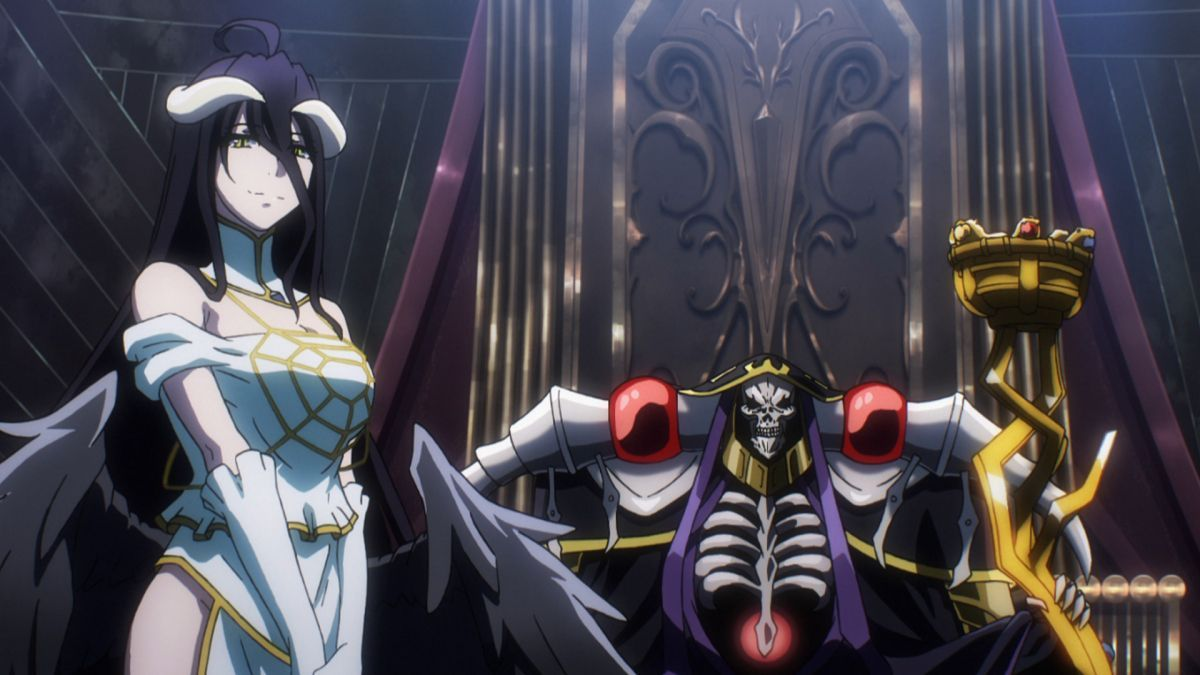 Overlord Anime Review
