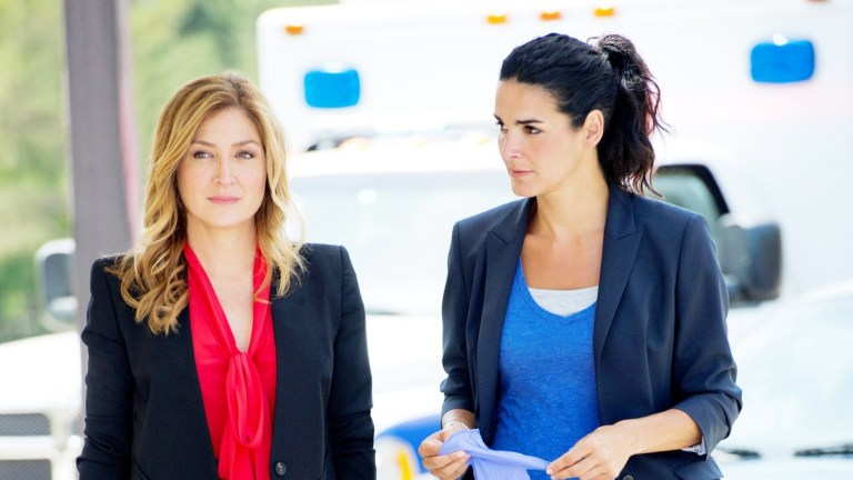 Rizzoli & Isles, one of my favorite TV Series