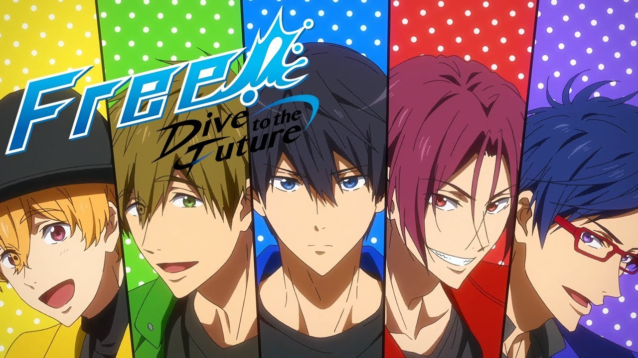 Free! Dive to the Future: Quick Thoughts