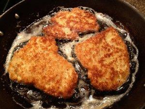 cooking schnitz