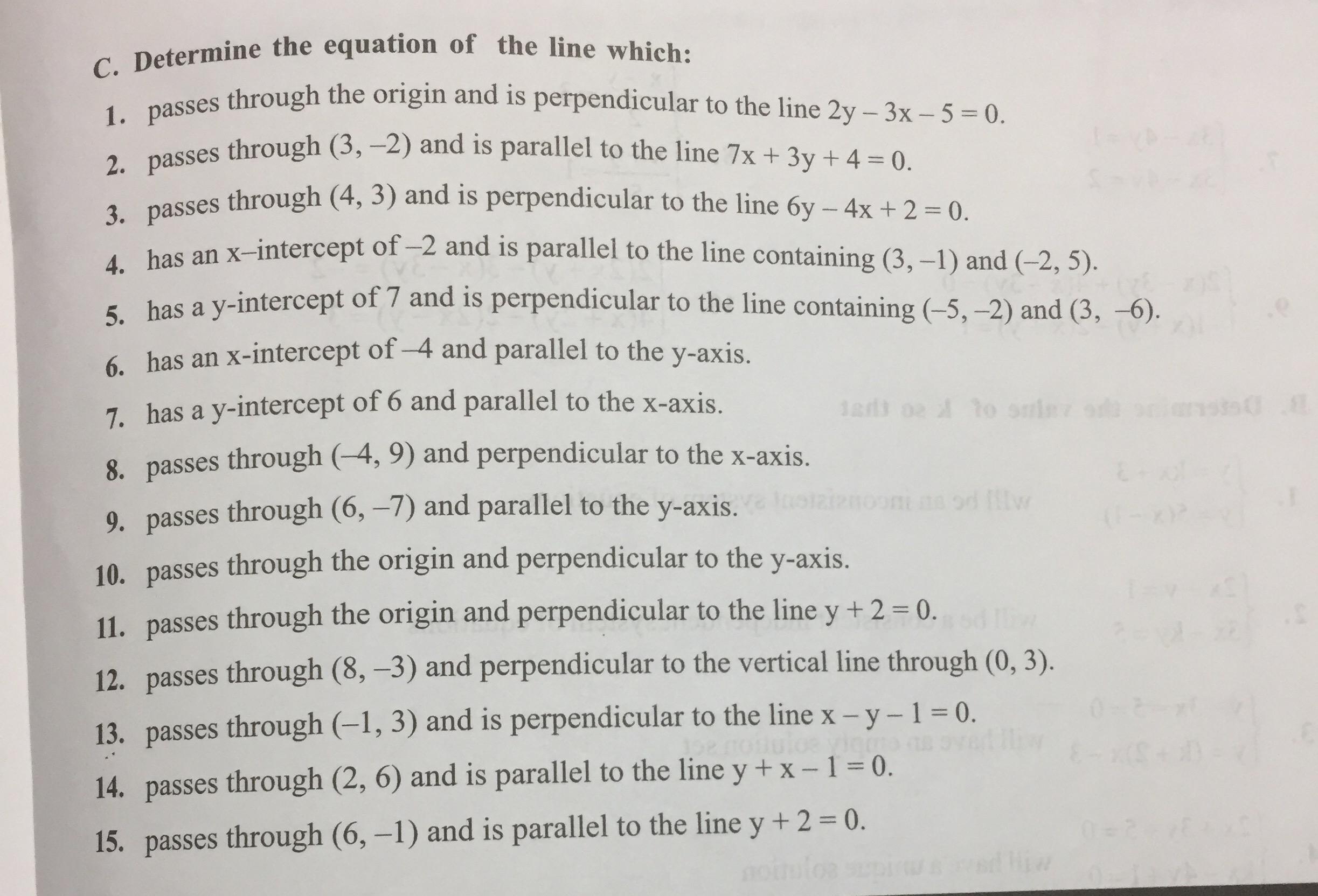 Measures Of Central Tendency Word Problems Worksheet