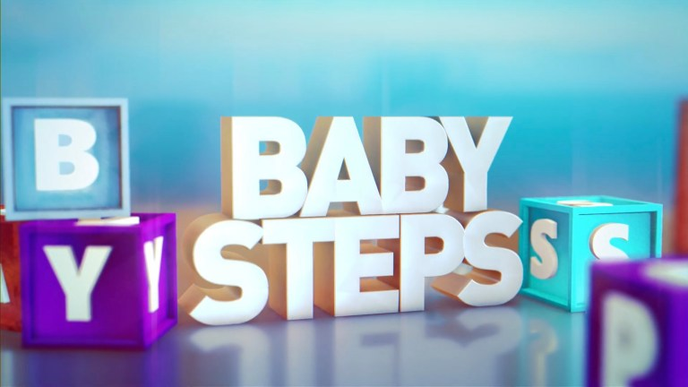 Baby Steps Title Animation