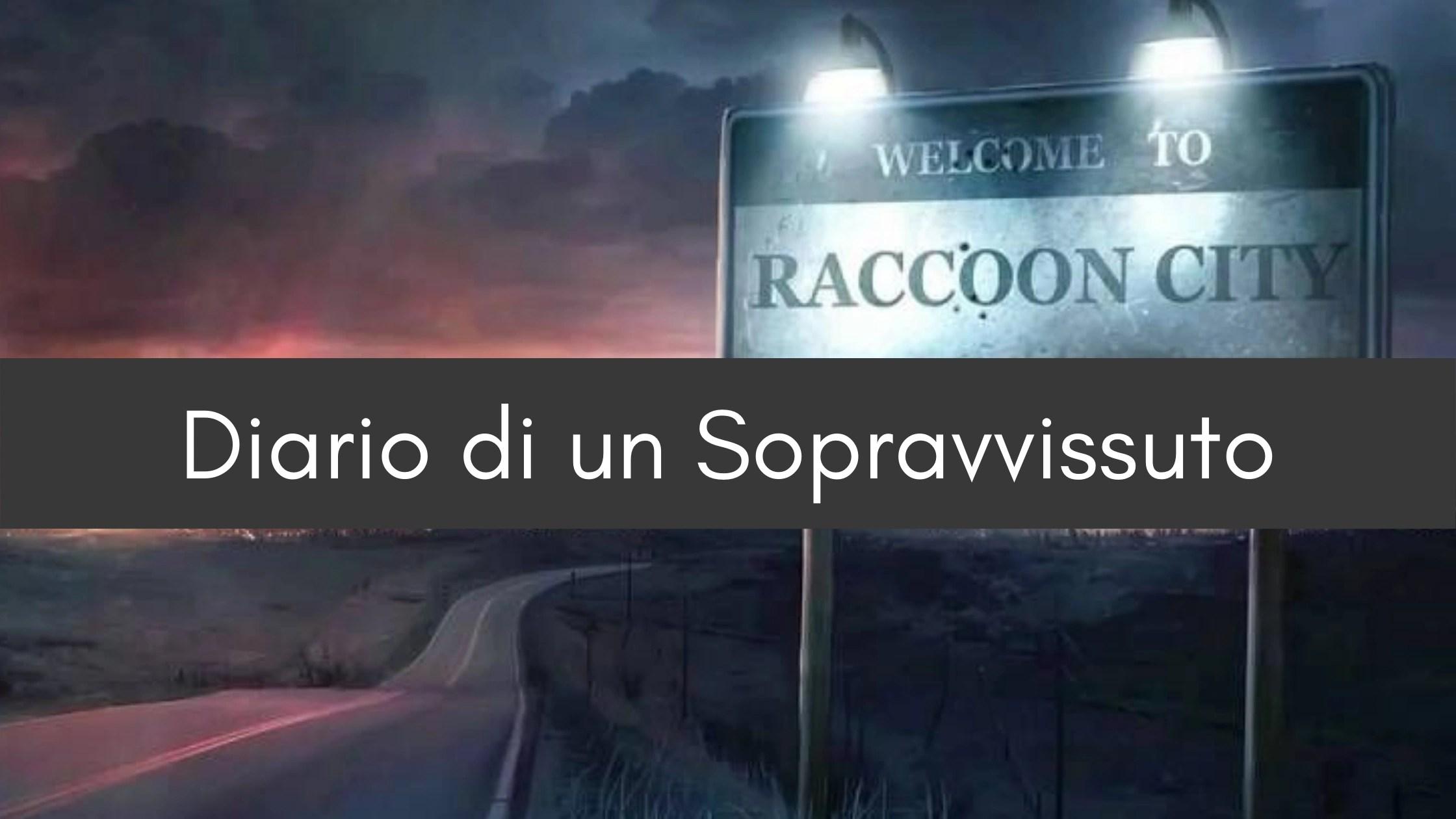 Cronache Da Raccoon City – Diario Di Un Sopravvissuto