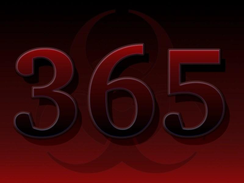 Cronache Da Raccoon City – 365