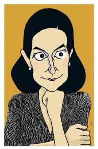 Elena Gómez por Siro