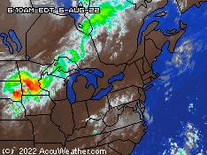 Accuweather composite Satellite & Radar NORTHEAST USA; click to go there