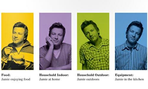 Manual de marca de Jamie Oliver